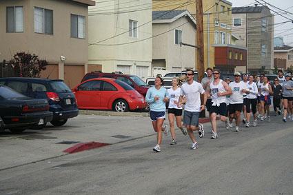 Marina Del Rey Sunday Run
