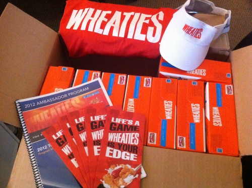 Team Wheaties